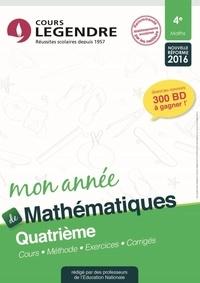 Collectif - Mathématiques 4e.