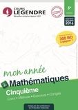 Collectif - Mathématiques 5e.