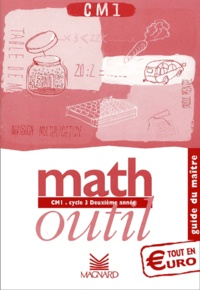Collectif - Mathématiques CM1. - Guide du maître.