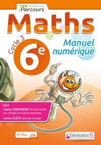 Maths 6e Cycle 3 iParcours - Manuel numérique, DVD enseignant site/réseau.pdf