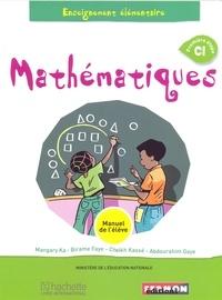 Collectif - Maths Sénégal CI Elève.
