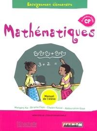 Collectif - Maths Sénégal CP ELEVE.