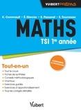Collectif - Maths TSI 1e année.