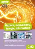 Collectif - Matière-mouvement-énergie-information CM2. 1 Clé Usb