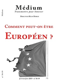 Collectif et Régis Debray - Médium n°58/59, Janvier-Juin 2019.