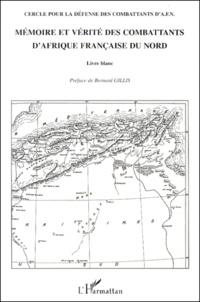 Deedr.fr Mémoire et vérité des combattants d'Afrique française du Nord Image