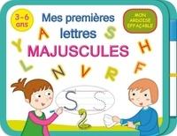 Collectif - Mes premieres lettres majuscules.