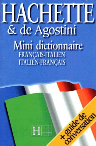 Collectif - Mini-dictionnaire français-italien, italien-français.