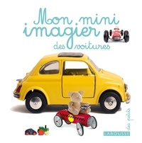 Collectif - Mini imagier des voitures.