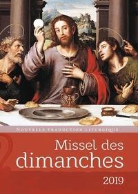 Collectif - Missel des Dimanches 2019 - Lectures de l'année C.