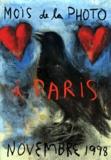 Collectif - Mois de la photo à Paris Novembre 1998. - 2 volumes.