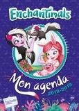 Collectif - Mon agenda Enchantimals.