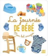 Collectif - Mon bel imagier photos - La journée de bébé.