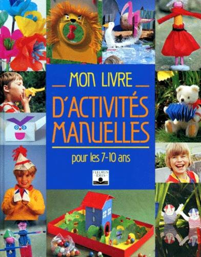 Mon Livre D Activites Manuelles Album