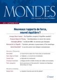 Collectif - Mondes nº5 - Les cahiers du Quai d'Orsay.