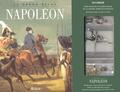 Collectif - Napoléon. - Coffret livre et 3 figurines.