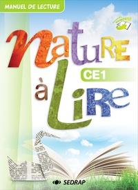 Collectif - Nature a lire ce1 - 10 manuels papier + version numerisee.