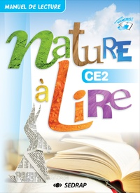 Collectif - Nature a lire ce2 - 10 manuels papier + version numerisee.