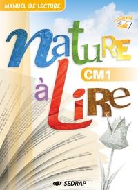 Collectif - Nature a lire cm1 - 10 manuels papier + version numerisee.