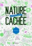Collectif - Nature Cachée : poster géant à colorier.