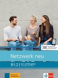 Collectif - Netzwerk neu - Livre + cahier B1.2.