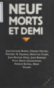 Collectif - Neuf morts et demi.