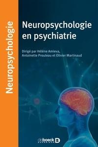 Collectif et  Collectif - Neuropsychologie en psychiatrie.