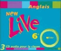 Collectif - NEW LIVE 6E - 3CD CLASSE.