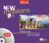 Blackclover.fr New missions anglais terminale - Matériel audio Image