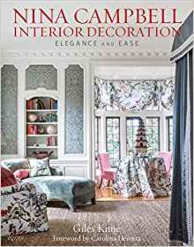 Collectif - Nina Campbell Interior decoration - Elegance and Ease.