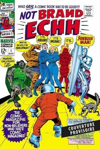 Collectif - Not Brand Ecch : L'intégrale 1967-1969.