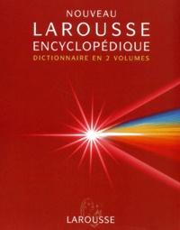 Goodtastepolice.fr Nouveau Larousse encyclopédique. Dictionnaire en 2 volumes Image