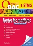 Collectif - Objectif Bac 1ere STMG.