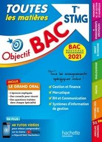 Collectif - Objectif Bac 2021 Toutes les matières Term STMG.
