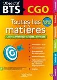 Collectif - Objectif Bac Toutes Les Matieres Bts Cgo.