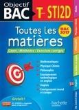 Collectif - Objectif Bac - Toutes les matières - Term STI2D.