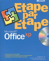 Galabria.be Office XP. Avec CD-ROM Image