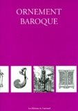 Collectif - Ornement baroque.
