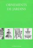 Collectif - Ornements de jardins.
