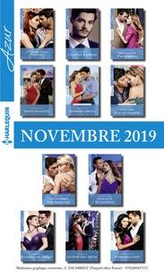 Ebooks magazines téléchargements gratuits Pack mensuel Azur : 11 romans (Novembre 2019) 9782280437172
