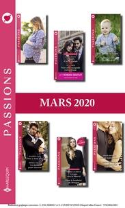 Ebook mobi téléchargement gratuit Pack mensuel Passions : 12 romans + 1 gratuit (Mars 2020) en francais 9782280443081  par