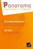 Collectif - Panorama d'histoire littéraire - Français 2de/1re - Éd. 2019 - Livret.