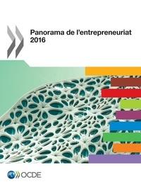 Collectif - Panorama de l'entrepreneuriat 2016.