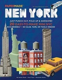 Corridashivernales.be Papermade New York - 20 easy-to-make mini NYC Image