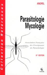 Ucareoutplacement.be PARASITOLOGIE MYCOLOGIE. Edition 1998 Image