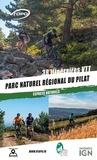 Collectif - Parc naturel regional du pilat 38 itineraires vtt.
