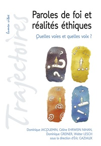 Deedr.fr Paroles de foi et realités ethiques ? Image