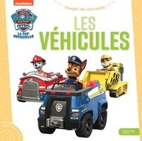 Collectif - Pat' Patrouille - L'imagier des tout-petits - Les véhicules.