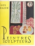 Collectif et Denise Valéro - Peintres et sculpteurs de la Côte d'Azur.