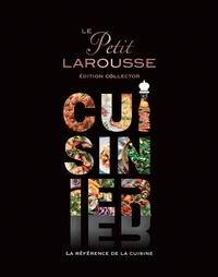 Collectif - Petit Larousse Cuisine facile Collector.